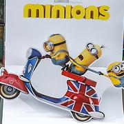 NLD/Amsterdam/20150628 - Premiere Minions, Minion gekte