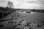 18/05/1966<br /> 05/18/1966<br /> 18 May 1966 <br /> I.C.I. House at Kilcroney, Co. Wicklow, for F.M. Cunneen of Imperial Chemical Industries (Ireland) Ltd., South Frederick Street, Dublin. View of house and surrounding area.