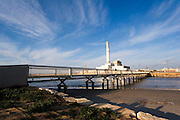 Tel Aviv power plant, was closed down in March 2006 to convert it to work with natural gas to reduce pollution