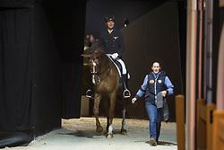 Van der Meer Patrick, NED, Zippo<br /> Indoor Brabant 2018<br /> © Sharon Vandeput<br /> 9/03/18