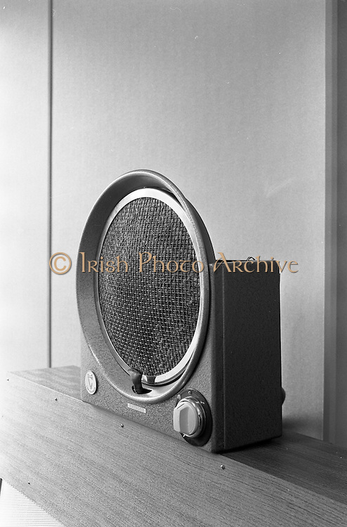 08/02/1963<br /> 02/08/1963<br /> 08 February 1963<br /> New Catalor heaters at W. & L. Crowe, East Wall Road, Dublin.