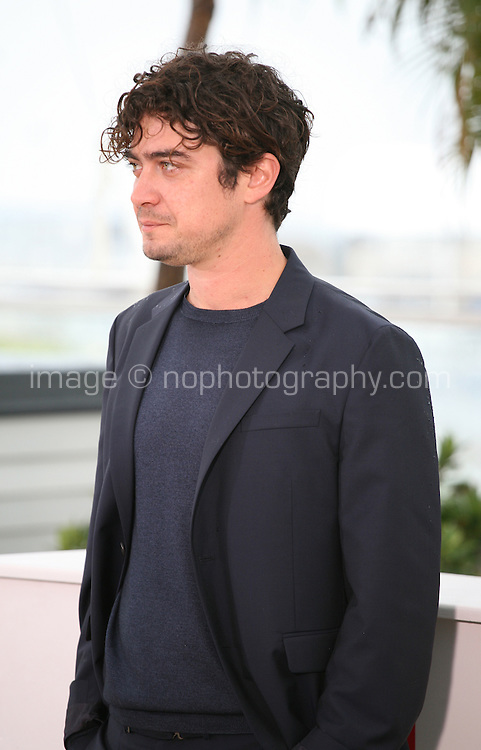 Producer, Ricardo Scamacio at the Miele film photocall at the Cannes Film Festival 18th May 2013