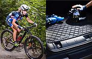 Client Mopar - Dittico della ciclista Elena Novikova