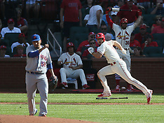 St Louis Cardinals v New York Mets - 8 July 2017