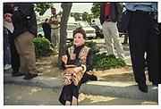 Cindy Adams, Independent Spirit Awards, Santa Monica. 1998
