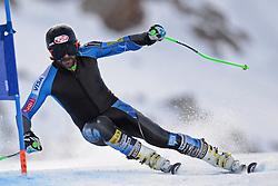 22.10.2013, Rettenbach Ferner, Soelden, AUT, FIS Ski Alpin, Soelden, Vorberichte, im Bild Warner Nickerson // Warner Nickerson during a pre season training session on the Rettenbach Ferner in Soelden, Austria on 2013/10/22. EXPA Pictures © 2013, PhotoCredit: EXPA/ Mitchell Gunn<br /> <br /> *****ATTENTION - OUT of GBR*****