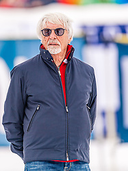 25.01.2020, Streif, Kitzbühel, AUT, FIS Weltcup Ski Alpin, im Rahmen der KitzCharityTrophy 2020 am Samstag, 25. Jänner 2020, auf der Streif in Kitzbühel. // Bernie Ecclestone during the KitzCharityTrophy 2020 at the Streif in Kitzbühel, Austria on 2020/01/25, im Bild Bernie Ecclestone // Bernie Ecclestone during the KitzCharityTrophy 2020 at the Streif in Kitzbühel, Austria on 2020/01/25. EXPA Pictures © 2020, PhotoCredit: EXPA/ Stefan Adelsberger