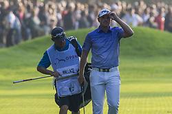 October 14, 2017 - Monza, Italy - Matt Wallace of England on Day three of the Italian Open at Golf Club Milano  (Credit Image: © Gaetano Piazzolla/Pacific Press via ZUMA Wire)