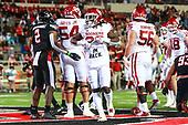 10/31/2020 Texas Tech vs Oklahoma Football
