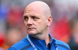 Leeds Rhino's head Coach David Furner