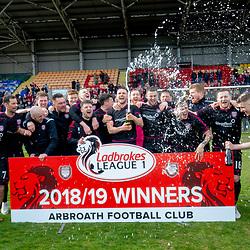 Brechin City v Arbroath, Scottish Football League Division One