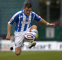 Photo: Matt Bright/Sportsbeat Images.<br /> Brighton & Hove Albion v Carlisle United. Coca Cola League  1. 24/11/2007.<br /> Nicky Forster of Brighton