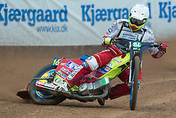 May 12, 2018 - Warsaw, Poland - Krzysztof Kasprzak (POL) during 1st round of Speedway World Championships Grand Prix Poland in Warsaw, Poland, on 12 May 2018. (Credit Image: © Foto Olimpik/NurPhoto via ZUMA Press)