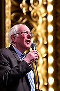 "U.S. Senator Bernie Sanders speaks at a ""Bernie 2020"" rally at the Stifel Theater in downtown St.Louis, Missouri, USA.<br /> Tim VIZER/AFP"
