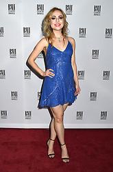 Lara Johnston bei der Ankunft zu den <br /> BMI Country Awards in Nashville<br /> <br /> / 011116<br /> <br /> *** BMI Country Awards Arrivals in Nashville; November 1st, 2016 ***