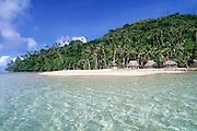 Namua Island, Upolu, Samoa