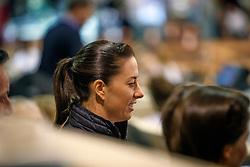 Dujardin Charlotte, GBR<br /> KWPN Stallionshow - 's Hertogenbosch 2018<br /> © Hippo Foto - Dirk Caremans<br /> 03/02/2018