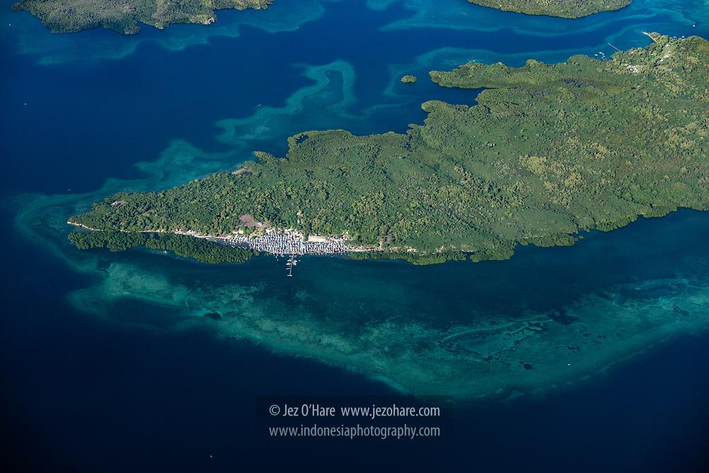 Pulau Nusa Tahoto Besar, Kabupaten Manggarai Barat, Flores, Nusa Tenggara Timur, Indonesia