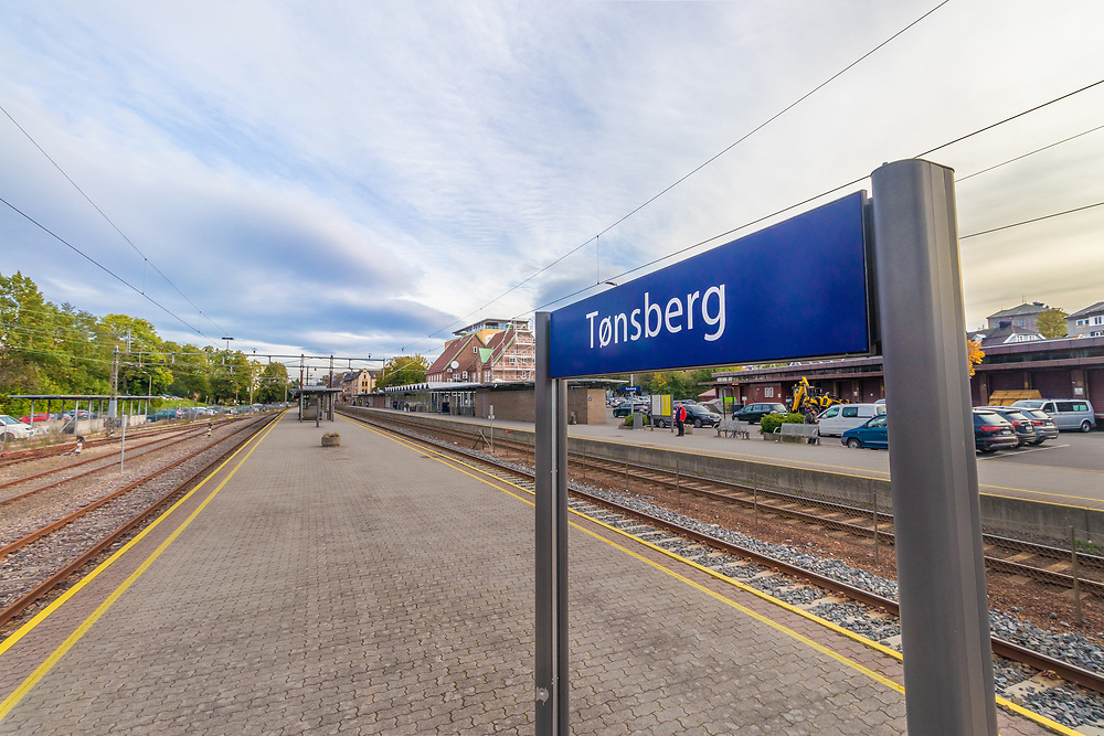 Tønsberg stasjon er jernbanestasjonen i Tønsberg. Stasjonen ligger på Vestfoldbanen.