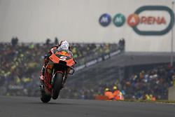May 19, 2019 - Le Mans, Sarthe, FRANCE - 5 JOHANN ZARCO (FRA) RED BULL KTM FACTORY RACING (AUT) KTM RC16 (Credit Image: © Panoramic via ZUMA Press)