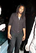 RASHID JOHNSON, Jay Jopling hosts a party at Soho House. Miami Beach. Miami art Basel. 30 November 2010. -DO NOT ARCHIVE-© Copyright Photograph by Dafydd Jones. 248 Clapham Rd. London SW9 0PZ. Tel 0207 820 0771. www.dafjones.com.
