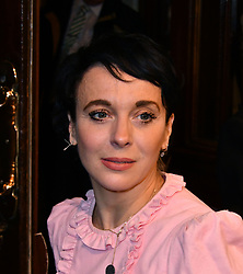 May 29, 2019 - London, London, United Kingdom - Amanda Abbington attends press night for The Starry Messenger following an astronomer who's forced to re-evaluate his life and faith following a catastrophic event at Wyndham's Theatre.. The Starry Messenger press night. (Credit Image: © Nils Jorgensen/i-Images via ZUMA Press)