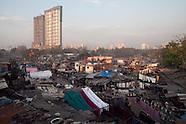 Mahalaxmi dobi Ghat, lavatoio piu' grande del mondo, India