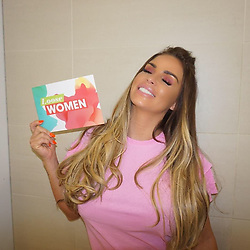 """Katie Price releases a photo on Instagram with the following caption: """"@loosewomen today \u2728 makeup @fern_makeup \ud83d\udc85\ud83c\udffc"""". Photo Credit: Instagram *** No USA Distribution *** For Editorial Use Only *** Not to be Published in Books or Photo Books ***  Please note: Fees charged by the agency are for the agency's services only, and do not, nor are they intended to, convey to the user any ownership of Copyright or License in the material. The agency does not claim any ownership including but not limited to Copyright or License in the attached material. By publishing this material you expressly agree to indemnify and to hold the agency and its directors, shareholders and employees harmless from any loss, claims, damages, demands, expenses (including legal fees), or any causes of action or allegation against the agency arising out of or connected in any way with publication of the material."""