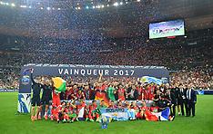 Final: Angers vs PSG - 27 May 2017