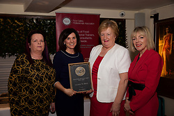 Colaiste na Rinne<br /> 1.Sile Ui Mhurchu<br /> 2.Eibhlin O'Leary. Training & Compliance Manager, Food Safety Authority of Ireland<br /> 3.Margaret O'Brien<br /> 4.Mary Daly. Chairperson, FSPA