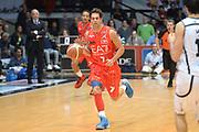 DESCRIZIONE : Caserta campionato serie A 2013/14 Pasta Reggia Caserta EA7 Olimpia Milano<br /> GIOCATORE : Bruno Cerella<br /> CATEGORIA : palleggio<br /> SQUADRA : EA7 Olimpia Milano<br /> EVENTO : Campionato serie A 2013/14<br /> GARA : Pasta Reggia Caserta EA7 Olimpia Milano<br /> DATA : 27/10/2013<br /> SPORT : Pallacanestro <br /> AUTORE : Agenzia Ciamillo-Castoria/GiulioCiamillo<br /> Galleria : Lega Basket A 2013-2014  <br /> Fotonotizia : Caserta campionato serie A 2013/14 Pasta Reggia Caserta EA7 Olimpia Milano<br /> Predefinita :