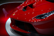 Geneva Motorshow 2013 - LaFerrari detail