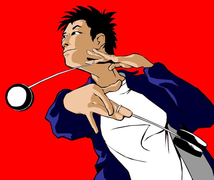 Yo-Yo character and champions
