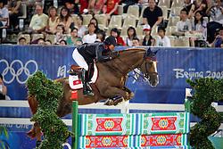 Lam Samantha (HKG) - Tresor<br /> Olympic Games Hong Kong 2008<br /> Photo © Dirk Caremans - Hippo Foto