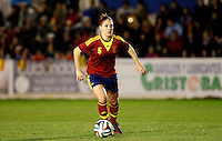 Fifa Womans World Cup Canada 2015 - Preview //  Friendly Match -<br /> Spain vs New Zealand 0-0  ( Municipal Stadium - La Roda , Spain ) <br /> Ruth Garcia of  Spain