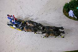 Coudry Thibault<br /> Drakon, Feton, Hakelo de Sintis<br /> CAI-W Geneve 2008<br /> Photo © Hippo Foto