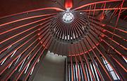 Świątynia Opatrzności Bożej w Warszawie - wnętrze, Polska<br /> Temple of Divine Providence - inside, Warsaw, Poland