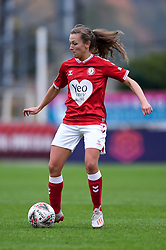 Charlie Wellings of Bristol City Women - Mandatory by-line: Ryan Hiscott/JMP - 18/10/2020 - FOOTBALL - Twerton Park - Bath, England - Bristol City Women v Birmingham City Women - Barclays FA Women's Super League