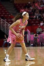 Illinois State Redbirds Women's Basketball Photos
