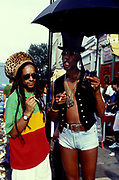 Don Letts at Notting Hill Carnival