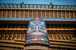 Stadium San Siro prior to the UEFA Champions League final match between Real Madrid (ESP) and Atlético (ESP), on May 27, 2016 in San Siro Stadium, Milan, Italy. Photo by Vid Ponikvar / Sportida