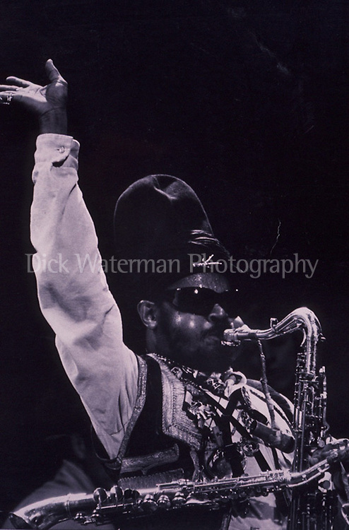 Rahsaan Roland Kirk, London 1969