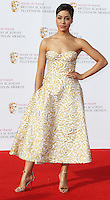 Cush Jumbo The Good Wife, British Academy (BAFTA) Television Awards, Royal Festival Hall, London UK, 08 May 2016, Photo by Richard Goldschmidt