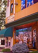 Northcentral Pennsylvania, mural paintings, Williamsport, PA