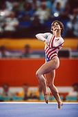 OLYMPICS_1984_Los_Angeles_Gymnastics_Mary Lou Retton