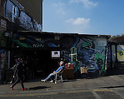 London, Brick lane