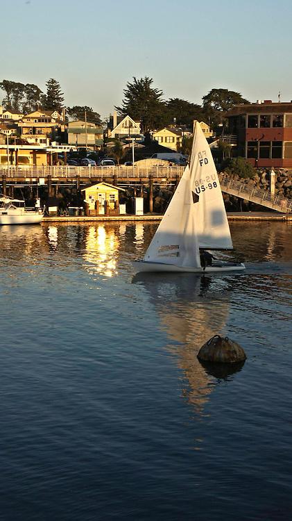 Santa Cruz Harbor 3607