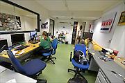 Nederland, Nijmegen, 4-3-2015Het kantoor van studentenvakbond AKKU van de Radboud Universiteit.FOTO: FLIP FRANSSEN/ HOLLANDSE HOOGTE
