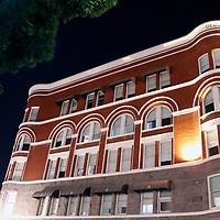 USA, California, San Diego. Keating Building, downtown San Diego.