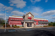 Red Lobster Restaurant outside of Nashville, Tennessee in Brentwood by Rodney Bedsole Photography Architecture and Food Photographer